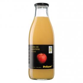 Zumo de manzana ecológico Delizum botella 1 l.