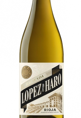 Hacienda Lopez De Haro Blanco 2020