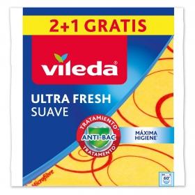 Bayeta VILEDA X3 - Amarillo