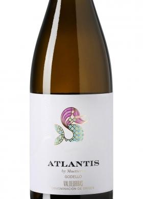 Atlantis Godello Blanco 2017
