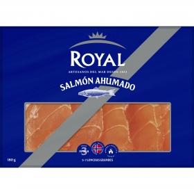 Salmón ahumado Royal 200 g.