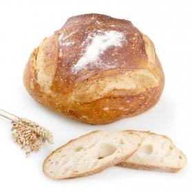 Hogaza de pan gallega Hecho aquí Carrefour 600 g