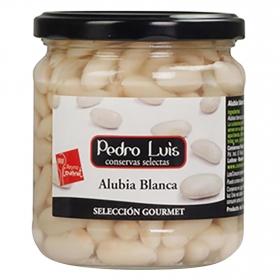Alubia blanca cocida Pedro Luis 215 g.