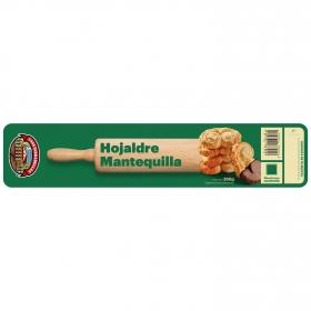 Masas de hojaldre con mantequilla Casa Tarradellas 260 g.
