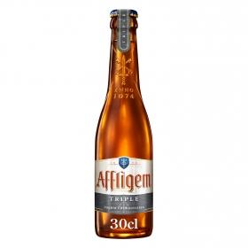Cerveza Affligem Triple botella 33 cl.