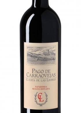 Pago De Carraovejas Cuesta De Las Liebres Tinto Reserva 2014