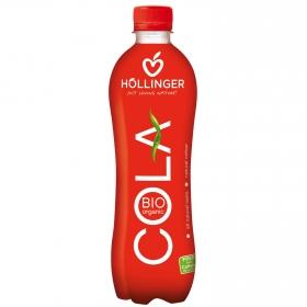 Refresco de cola ecológico Hollinger botella 50 cl.