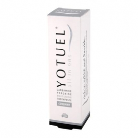 Dentífrico all in one Yotuel 75 ml.