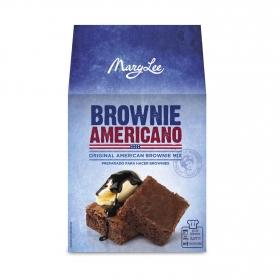 Preparado para brownie americano Micro Pop Usa 600 g.
