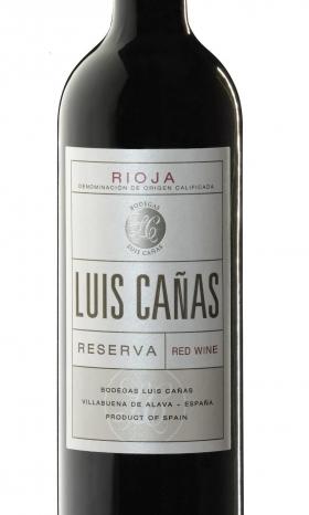 Luis Cañas Tinto Reserva 2014