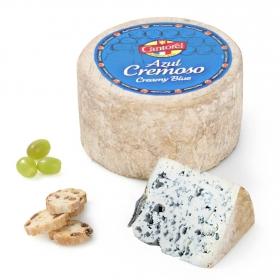 Queso azul cremoso extragraso Cantorel al corte 150 g aprox