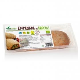Empanada de brócoli ecológica Soria Natural sin gluten 200 g.