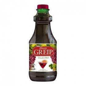 Mosto Greip tinto botella 1 l.
