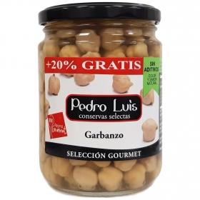 Garbanzo cocido Pedro Luis 215 g.
