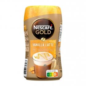 Café soluble vainilla latte Nescafé 310 g.