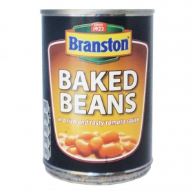 Hp baked beans lata Branston 420 g.