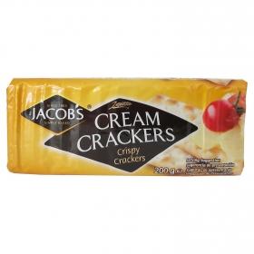 Galletas cream crakers 200 g.