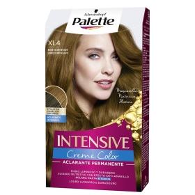 Crema aclarante para cabello oscuro XL4 Rubio Oscuro Palette Schwarzkopf 1 ud.