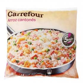 Arroz cantonés Carrefour 900 g.