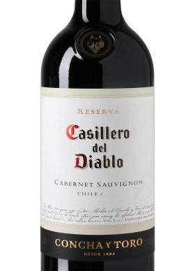 Casillero Del Diablo Cabernet Sauvignon Tinto 2017