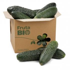 Pepino ecológico a granel Carrefour Bio 1 kg aprox