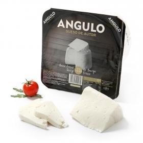 Queso fresco semigraso de Burgos Angulo al corte 150 g aprox
