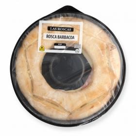 Rosca rústica barbacoa Carrefour 480 g