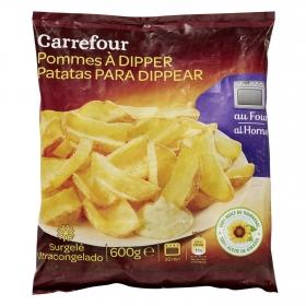 Patatas para hacer al horno Carrefour 600 g.