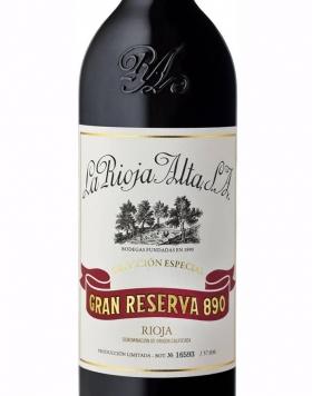 La Rioja Alta 890 Tinto Gran Reserva