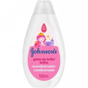 Acondicionador Gotas de brillo Johnson's 500 ml.