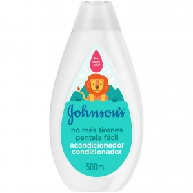 Acondicionador no mas tirones Johnson's 500 ml.