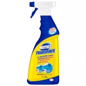 Quitamanchas blanco y color spray Neutrex 600 ml.