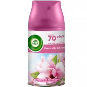 Ambientador automático Fresh Matic Pure Flores de Cerezo de Asia recambio Air Wick 1 ud.