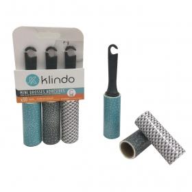 Set de 3 Mini-rodillos KLINDO