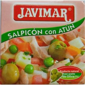 Salpicón de atún Javimar 150 g.