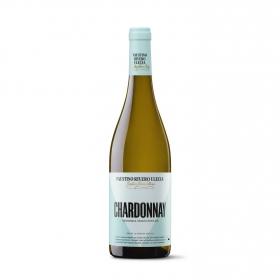 Vino de la Tierra de Castilla blanco Chardonnay Vendimia Seleccionada Faustino Rivero 75 cl.