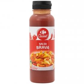 Salsa brava Carrefour envase 300 g.