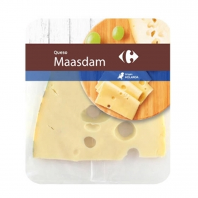 Queso maasdam Carrefour 300 g aprox
