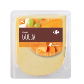 Queso gouda Carrefour 350 g aprox
