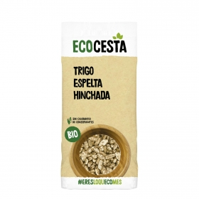 Espelta hinchada ecológica Ecocesta 125 g.
