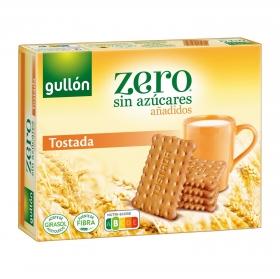 Galletas tostadas sin azúcares añadidos Gullón 400 g.