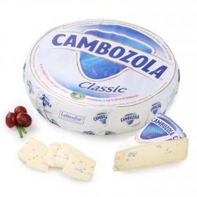 Queso azul Cambozola extragraso Iberconseil al corte 250 g aprox