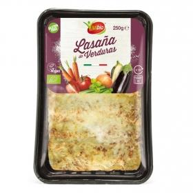 Lasaña de verduras ecológica Vivibio sin gluten 250 g.