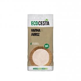 Harina de arroz ecológica Ecocesta 500 g.