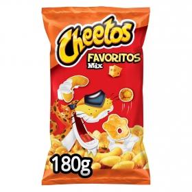 Mix de aperitivos sabor queso Cheetos 180 g.