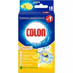 Limpia lavadoras Frescor Limón Colon 1 ud.