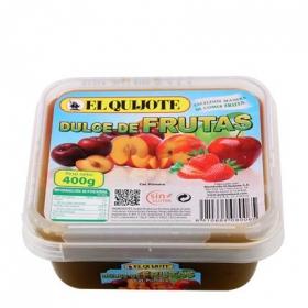 Dulce de frutas El Quijote 400 g.