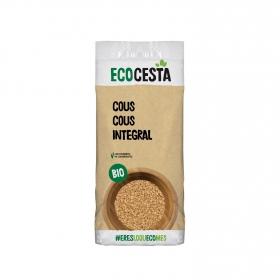 Cuscús integral ecológico Ecocesta 500 g.