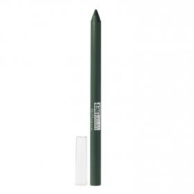 Perfilador de ojos 932 Intense Green Tatoo Liner Maybelline 1 ud.