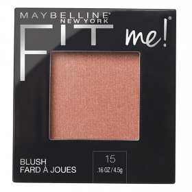 Colorete nº 15 blush Fit Me! Maybelline 1 ud.